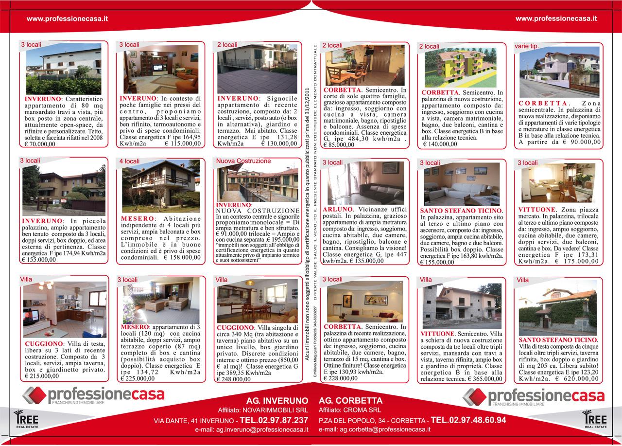 Studio pubblicitario magugliani a castano primo - Agenzie immobiliari putignano ...